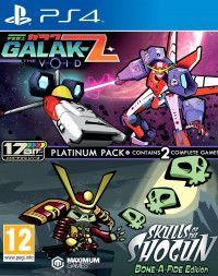 Galak-Z: The Void + Skulls of the Shogun: Bone-A-Fide Edition - Platinum Pack (PS4)