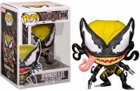 Фигурка Funko POP! Bobble: Икс-23 (X-23) Марвел: Веном Серия 2 (Marvel: Venom S2) (40709) 9,5 см
