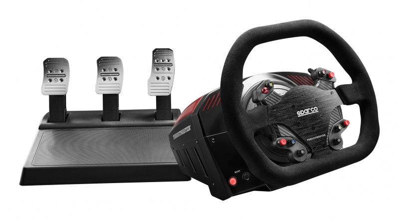 Руль с педалями Thrustmaster TS-XW Racer SPARCO P310 Competition Mod (THR76) WIN/Xbox One