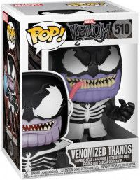 Фигурка Funko POP! Bobble: Танос (Thanos) Марвел: Веном Серия 2 (Marvel: Venom S2) (40705) 9,5 см
