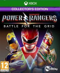 "Power Rangers: Battle for the Grid - Collector""s Edition (Xbox One/Series X)"