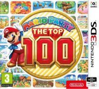 Купить игру Mario Party: The Top 100 (Nintendo 3DS) на 3DS