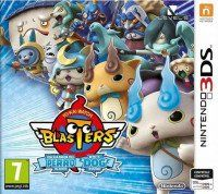 Купить игру YO-KAI WATCH Blasters White Dog Squad (Nintendo 3DS) на 3DS