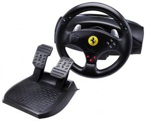 Руль Thrustmaster Ferrari GT Experience Racing Wheel PS3/PS2/PC
