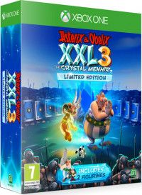 Asterix and Obelix XXL 3 The Crystal Menhir - Limited Edition Русская Версия (Xbox One)