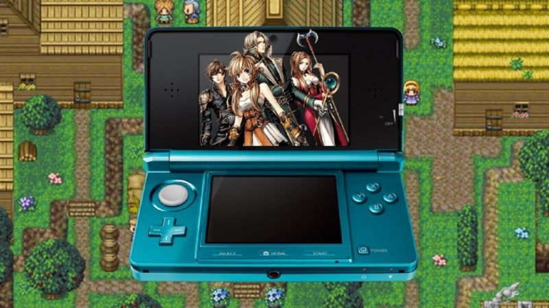 Купить игру RPG Maker Fes (Nintendo 3DS) на 3DS