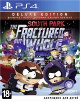 South Park: The Fractured but Whole. Deluxe Edition Русская Версия (PS4) USED Б/У