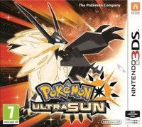 Купить игру Pokemon Ultra Sun (Nintendo 3DS) на 3DS