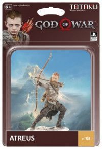 God of War (Бог Войны): Atreus (Totaku)