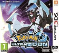 Купить игру Pokemon Ultra Moon (Nintendo 3DS) на 3DS