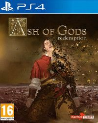 Ash of Gods: Redemption Русская версия (PS4)