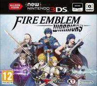Купить игру Fire Emblem Warriors (Nintendo 3DS) на 3DS