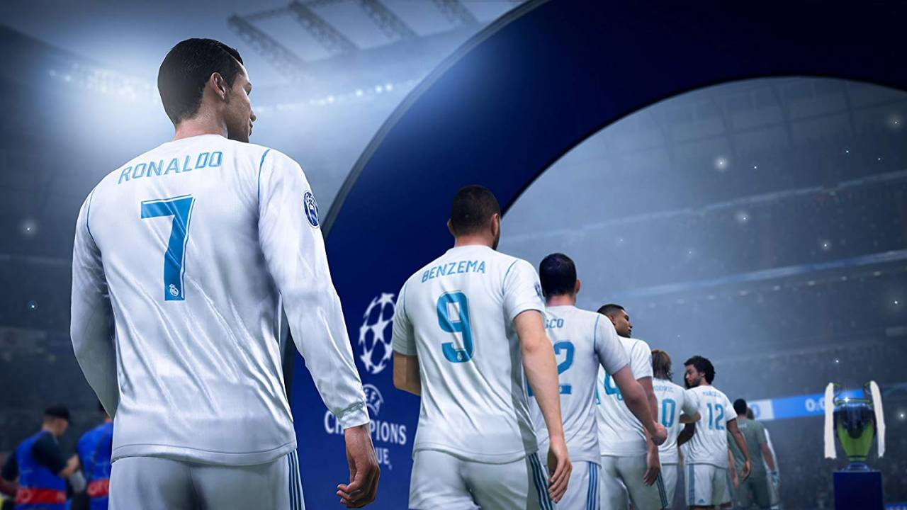 Fifa 19 (PS4) USED Б/У