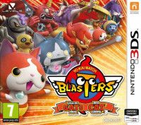 Купить игру YO-KAI WATCH Blasters Red Cat Corps (Nintendo 3DS) на 3DS