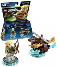 LEGO Dimensions Fun Pack Lord of the Ring (Legolas, Arrow Launcher)