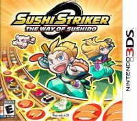 Купить игру Sushi Striker: The Way of Sushido (Nintendo 3DS) на 3DS