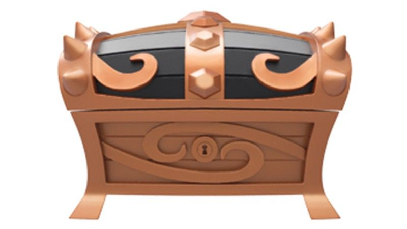 Skylanders Imaginators. Mystery chest