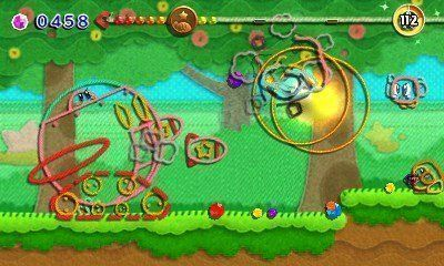 Купить игру Kirby's Extra Epic Yarn (Nintendo 3DS) на 3DS