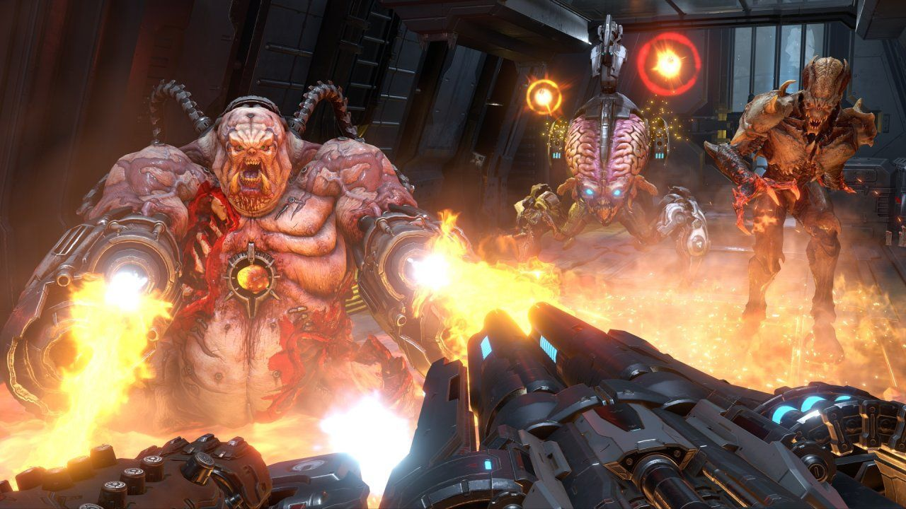 DOOM Eternal - Deluxe Edition Русская версия (PS4)