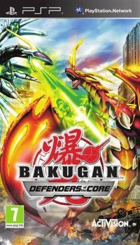 Bakugan: Defenders of the Core (Бакуган) Essentials (PSP)