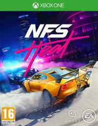 Need for Speed Heat Русская версия (Xbox One)