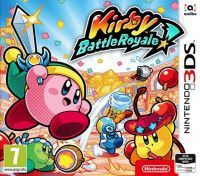 Купить игру Kirby: Battle Royale (Nintendo 3DS) на 3DS