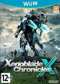 Купить игру Xenoblade Chronicles X (Wii U) на Nintendo Wii U диск