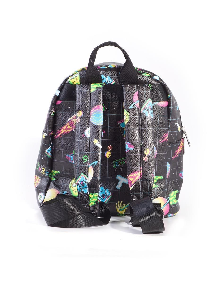 Рюкзак Difuzed: Rick and Morty All Over Sublimation Printed Ladies Backpack для игровых фанатов