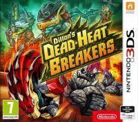 Купить игру Dillon's Dead-Heat Breakers (Nintendo 3DS) на 3DS