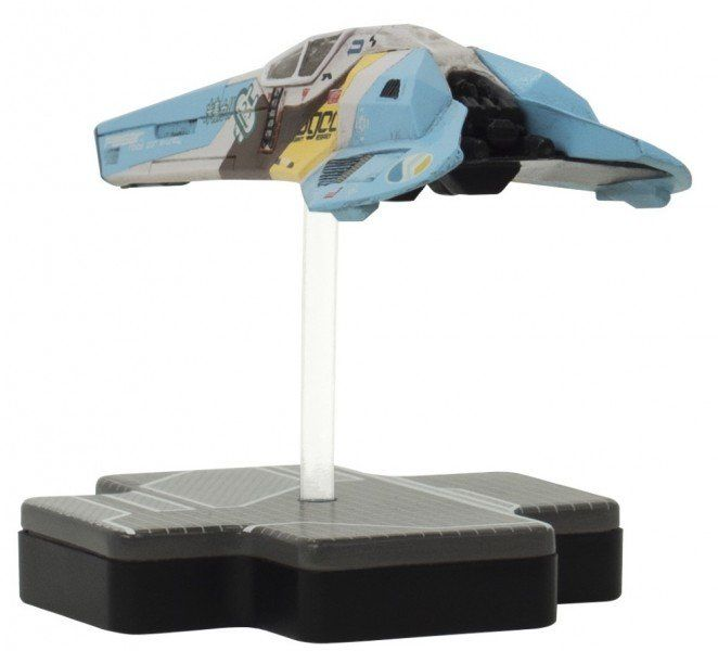 Wipeout: Feiser FX350 Ship (Totaku)