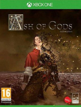 Ash of Gods: Redemption Русская версия (Xbox One)