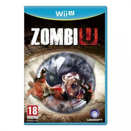 Игровая приставка Nintendo Wii U 32 GB Premium Pack ZombiU Limited Edition Rus Black (Чёрная) Nintendo Wii U